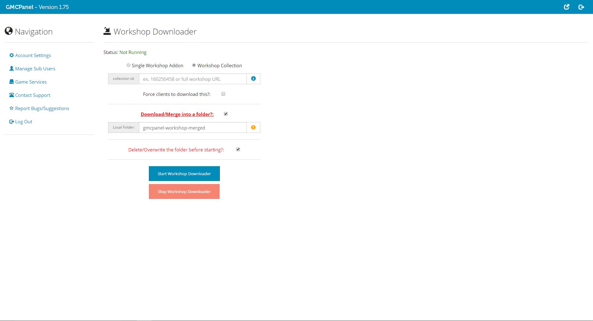 Our Custom Workshop Downloader!
